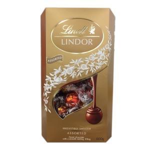 リンツ リンドール トリュフチョコレート 600g 50個入り コストコ カークランド お菓子
