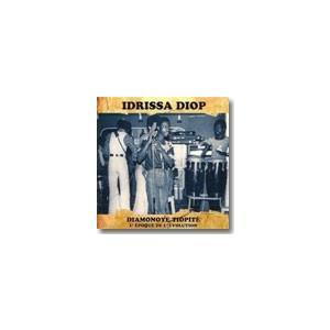 IDRISSA DIOP / DIAMONOYE DE L'EVOLUTION (2LP)