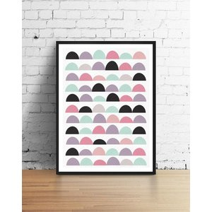 LOVELY POSTERS | APARTMENT WALL ART | A3 アートプリント/ポスター|hafen