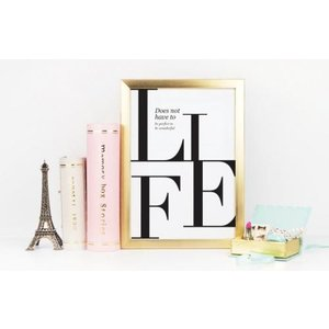 LOVELY POSTERS | LIFE PRINT | A3 アートプリント/ポスター|hafen