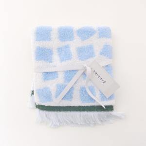 Tricote | ダンスタイルタオル (blue) | タオル|hafen