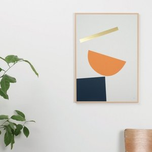 Tom Pigeon | BALANCE 3 (flat) | A2 アートプリント/ポスター|hafen|04