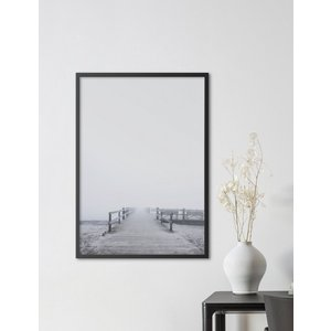 NOUROM | DALABAD FOGG #1 | アートプリント/ポスター (50x70cm)|hafen