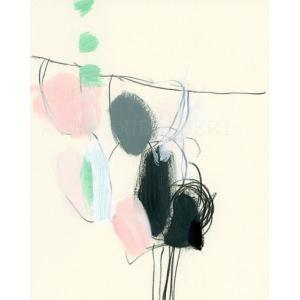 【ネコポス配送OK】イタリア人夫婦デザイナー、DUEALBERIのアートプリント! イタリア人夫婦、...