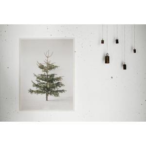 bastisRIKE | TREE POSTER | ポスター (60x80cm) 【クリスマス リビング アート】|hafen