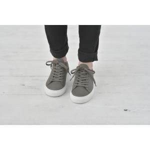 GARMENT PROJECT | Type (grey nubuck) | レディースシューズ|hafen