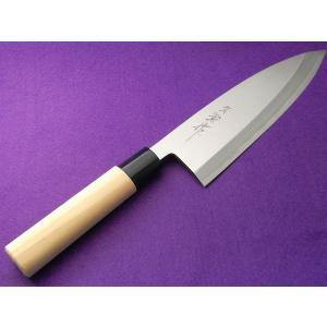 包丁 出刃包丁 サイズ180mm 業務用家庭用料理包丁|haganedo