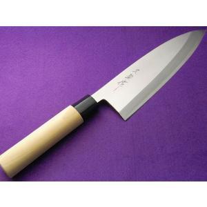 包丁 出刃包丁 サイズ195mm 業務用料理包丁|haganedo