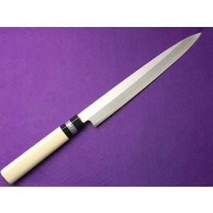 包丁 柳刃刺身包丁ステンレス系不錆鋼 サイズ210mm|haganedo