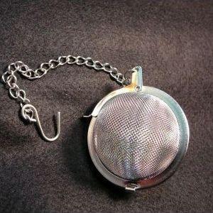 ボール型(茶こし) 小型45mm|hagurachaya2