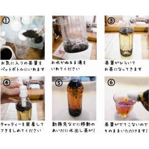 【6ヶセット】ペットボトル注ぎ口用茶こし チャッティー|hagurachaya2|02