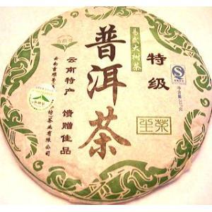 餅茶 大葉種プーアル茶(生)特級|hagurachaya2