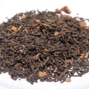 紅茶 ラム酒アップルシナモン 50g FOP|hagurachaya2