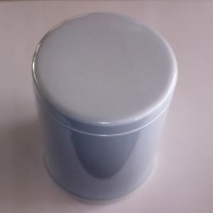 紅茶キャニスター(白)防湿缶(50〜80g用)|hagurachaya2