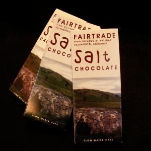 岩塩 チョコレートバー|hagurachaya2