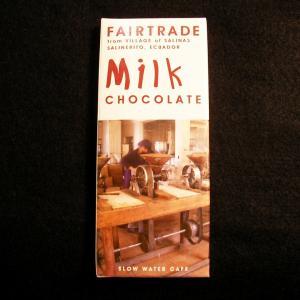 ミルク チョコレートバー|hagurachaya2