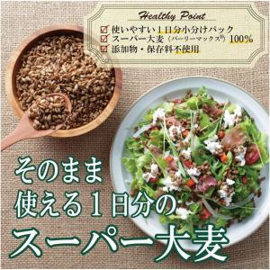 送料無料!そのまま使える1日分のスーパー大麦(24g×6)5袋入[30食分]