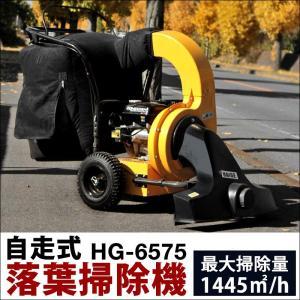 安心、安全、お手頃価格で、  強力パワーHAIGE製 HG-6575落ち葉掃除機をお届けします。  ...