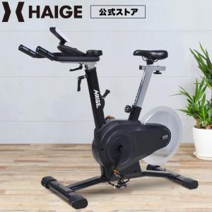 スピンバイク  フィットネスバイク 渦電流 HG-EX-5000【宅配|送料無料|1年保証】|haige