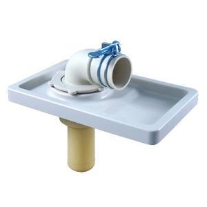ミヤコ:洗濯機排水トラップ コパン MB44CWP-50|haikanbuhin