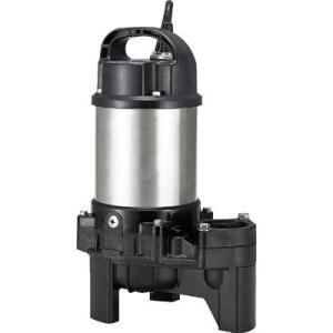 鶴見製作所:ツルミ 樹脂製汚物用水中ハイスピンポンプ 60HZ 50PU2.4 60HZ 型式:50PU2.4 60HZ|haikanbuhin