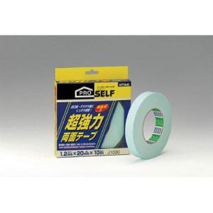 ニトムズ:ニトムズ 超強力両面テープ粗面用(箱)S20×10 J1030 型式:J1030|haikanbuhin