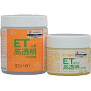ITW パフォーマンスポリマーズ&フルイズ ジャパン:デブコン 高透明コーティング材 ET300g ET-300 ET-300 haikanbuhin