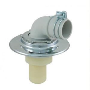 ミヤコ:洗濯機排水トラップ クリーン型 MB44BWM-50|haikanbuhin