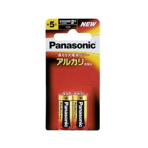 ●メーカー:パナソニック ●型式:LR1XJ/2B(1セット:2本入)  ●出荷目安:5営業日以内