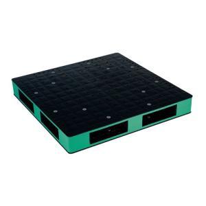 岐阜プラスチック工業:カラーパレット 型式:HB-R4・1111SC-BK/LG