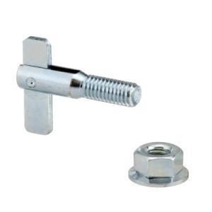 ●メーカー:ネグロス電工 ●型式:IT840 ●ねじ径×最小中空幅:M8×32 ●適合板厚:12〜1...