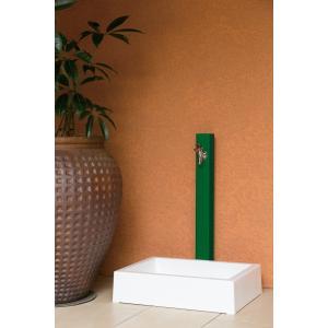 前澤化成 パレットシリーズEX柱 バルブソケット接合タイプ HI-A1×900 グリーン|haikangennosuke2gou