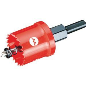 特長:●ロング刃長のため、幅広い分野の穴あけに適応します。●独自のコバルトバイメタル刃を使用していま...