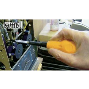 BROWN クッション電工ドライバー D-6060-2-100 ( D60602100 )|haikanshop|03
