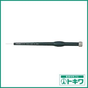 HOZAN セラミック調整ドライバー −1.8×0.4 D-272 ( D272 )|haikanshop