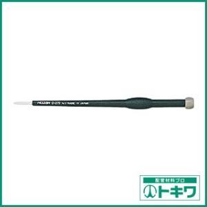 HOZAN セラミック調整ドライバー +No.0 D-275 ( D275 )|haikanshop
