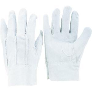 TRUSCO 牛床革手袋 Lサイズ JK-1-L ( JK1L ) haikanshop