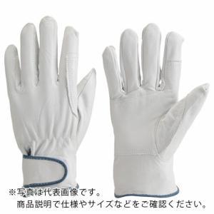 TRUSCO レンジャー型手袋 牛本革製 L JK-18-L ( JK18L ) haikanshop