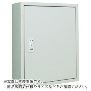 河村電器 盤用キャビネット屋内 BX 3025-12