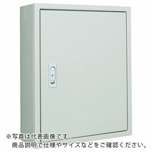 河村電器 盤用キャビネット屋内 BX 4040-12