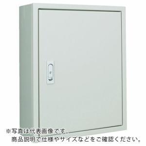 河村電器 盤用キャビネット屋内 BX 6040-12