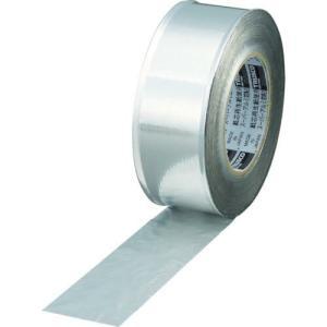 TRUSCO スーパーアルミ箔粘着テープ ツヤあり 幅50mmX長さ50m TRAT50-1 ( TRAT501 ) haikanshop