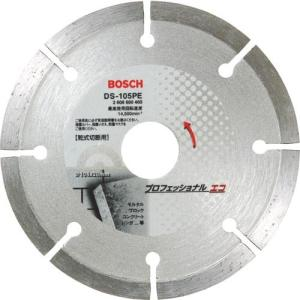 ボッシュ ダイヤホイール 105PEセグメント DS-105PE ( DS105PE )
