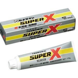 セメダイン スーパーX8008 ホワイト 170g AX−121 AX-121 ( AX121 ) haikanshop