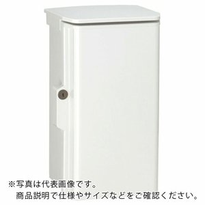 Nito キー付耐候プラボックス OPK16-254A
