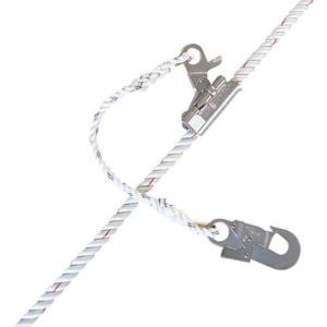 ツヨロン 傾斜面用ロリップ 1本吊り専用ランヤード KS21-1S-BX ( KS211SBX ) haikanshop