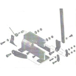 [特長] ●レバーシャ用のパーツです。 [仕様] ●1台当たり必要数:1 ●品名:スプリングワッシャ...