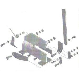 [特長] ●レバーシャ用のパーツです。 [仕様] ●1台当たり必要数:3 ●品名:スプリングワッシャ...