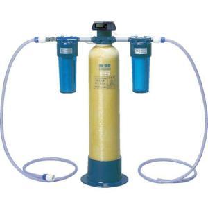 ORGANO カートリッジ純水器標準セット(電気伝導率計・前後フィルター付) G-5DSTSET ( G5DSTSET )|haikanshop