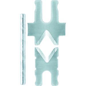 KNIPEX 1262−180用替刃 1269-21 ( 126921 )|haikanshop